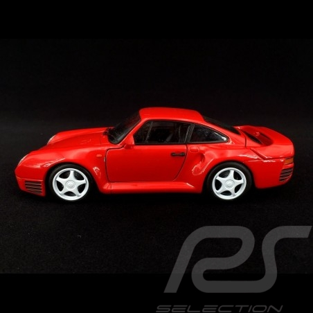 Porsche 959 1986 Guards red 1/24 Welly MAP02495918
