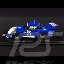 Porsche 935 n° 5 Road America 500 miles Imsa 1979 1/43 Spark US066