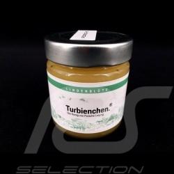 Jar of Turbienchen Honey 250g Porsche Leipzig Artisanal Production