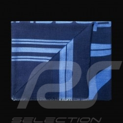 Porsche Design Scarf Element Navy blue Pure wool Porsche Design 4046901690052