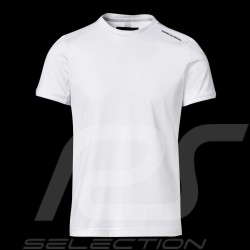 T-shirt Porsche Design Performance blanc white weiß Porsche Design Core Tee - homme