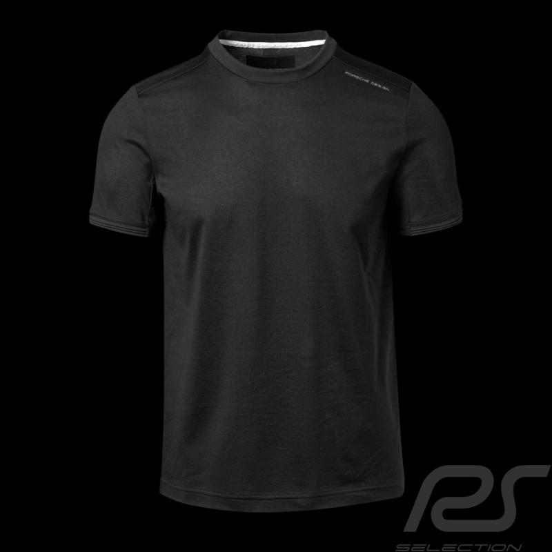 Porsche Design T-shirt Performance Black Porsche Design Core Tee - men