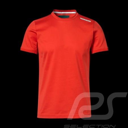 T-shirt Porsche Design Performance rouge red rot Porsche Design Core Tee - homme