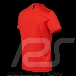Porsche Design T-shirt Performance Red Porsche Design Core Tee - men