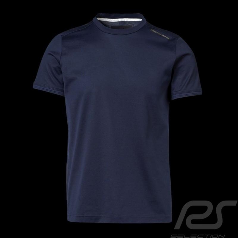 Porsche Design T-shirt Performance Navy blue Porsche Design Core Tee - men