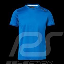 T-shirt Porsche Design Performance bleu Mykonos Porsche Design Core Tee - homme blue blau