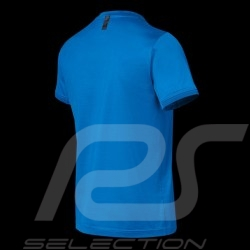 Porsche Design T-shirt Performance Mykonos blue Porsche Design Core Tee - men