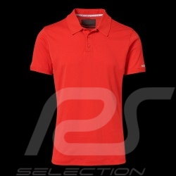 Polo Porsche Design Performance Rouge Red Rot Coolmax Porsche Design Core Polo - homme