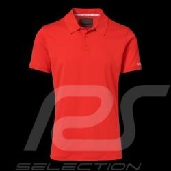 Porsche Design Polo shirt Performance Red Coolmax Porsche Design Core Polo - men