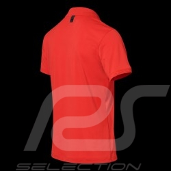 Porsche Design Polo shirt Performance Red Coolmax Porsche Design Core Polo - men