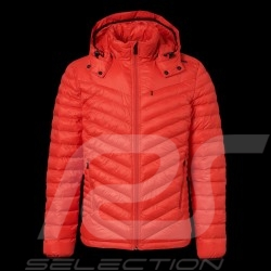 Porsche Design Jacke Performance Allwetter Rot Porsche Design Light Padded Jacket - men