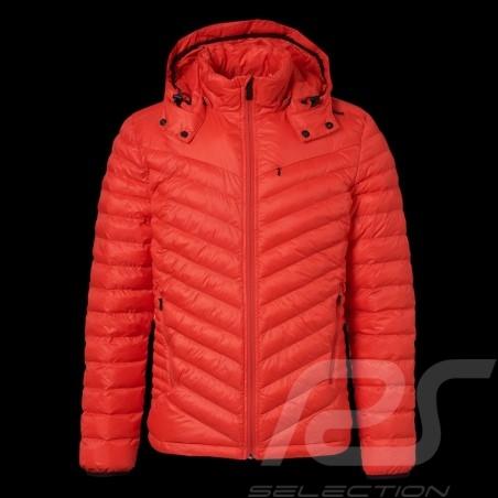 Porsche Design jacket Performance All weather Red Porsche Design Light Padded Jacket - men