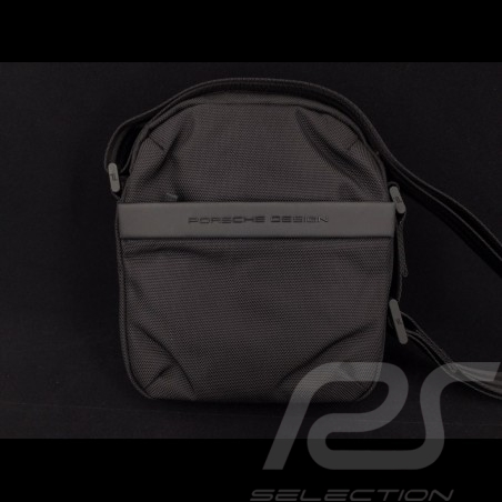 Porsche Design bag Cargo Narrow shoulder bag Black Nylon Porsche Design 4046901912536