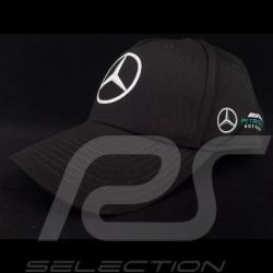 Casquette MERCEDES AMG PETRONAS MOTORSPORT noir cap kappe