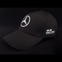 Casquette MERCEDES AMG PETRONAS MOTORSPORT Lewis Hamilton noir cap kappe