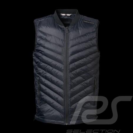 Porsche Design jacket Performance Sleeveless Black Porsche Design Padded Vest - men