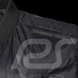 Porsche Design jacket Performance Sleeveless Black Porsche Design Padded Vest - men