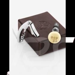 Mercedes corkscrew and wine stopper wine set Classic Mercedes-Benz B66041474