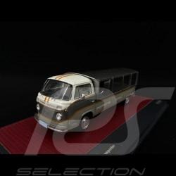 VW Transporter T2 transporter Porsche 1976 grey 1/43 Matrix MX42105-041