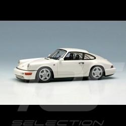 Porsche 911 type 964 Carrera RS NGT 1992 Grand prix white 1/43 Make Up Vision VM142C