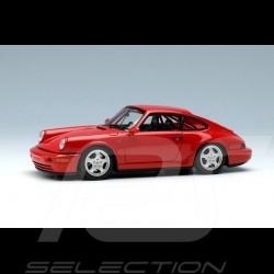 Porsche 911 typ 964 Carrera RS NGT 1992 Indischrot 1/43 Make Up Vision VM142E