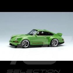 Singer DLS Porsche 911 type 964 Green 1/43 Make Up Eidolon EM427B