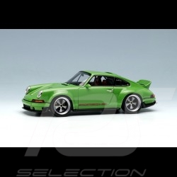 Singer DLS Porsche 911 type 964 Vert nacré 1/43 Make Up Eidolon EM427B Green Grün