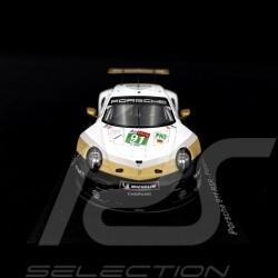Porsche 911 RSR type 991 24h Le Mans 2019 n° 91 Porsche GT Team 1/43 Spark S7936