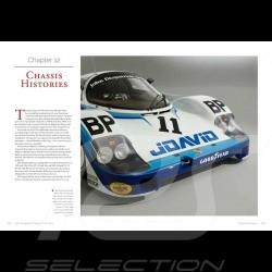 Book John Fitzpatrick Group C Porsches - The Definitive History