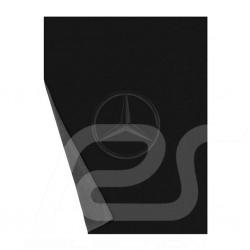 Plaid Mercedes réversible noir / anthracite Mercedes-Benz B67871618 blancket Decke
