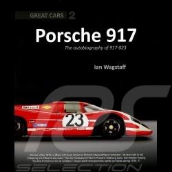Buch Porsche 917 - The autobiography of 917-023