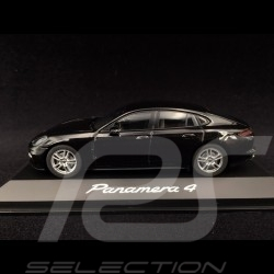 Porsche Panamera 4 2016 black 1/43 Herpa WAP0207100G