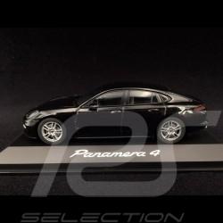 Porsche Panamera 4 2016 schwarz 1/43 Herpa WAP0207100G