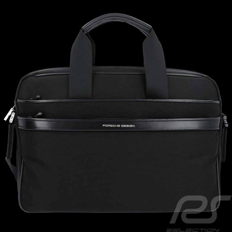 Porsche laptop / messenger bag black Lane SHZ Porsche Design 4090002703