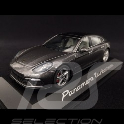 Porsche Panamera Turbo Executive 2016 quartz grey 1/43 Herpa WAP0207500G