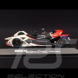 Porsche 99X Electric n° 36 André Lotterer ePrix de Santiago 2020 1/43 Minichamps WAP0209320L