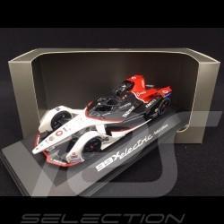 Porsche 99X Electric n° 36 André Lotterer Santiago ePrix 2020 1/43 Minichamps WAP0209320L