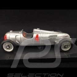 Auto Union type C n° 4 Vainqueur Winner Sieger G.P Nürburgring 1936 1/43 Brumm R038