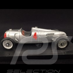 Auto Union type C n° 4 Winner G.P Nürburgring 1936 1/43 Brumm R038
