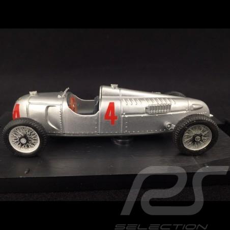 Auto Union typ C n° 4 Sieger G.P Nürburgring 1936 1/43 Brumm R038