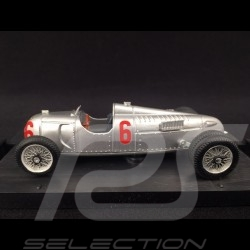 Auto Union type C n° 6 1936 twin wheel 1/43 Brumm R110