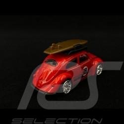 Volkswagen VW Beetle n° 19 with surfboard 1/64 Majorette 212052016TO9