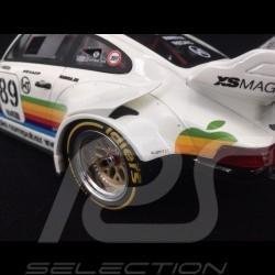 Porsche 911 type 964 RWB n° 89 Apple Computers 1/18 GT Spirit GT792
