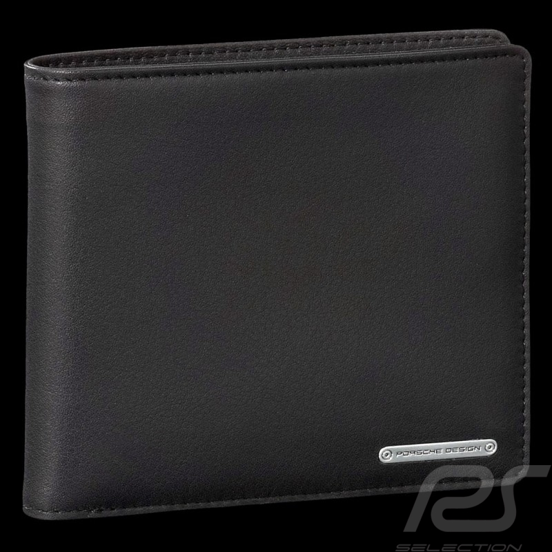 Porsche Design wallet CL2 2.0 H10 Black leather Porsche Design 4090000225