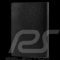 Porsche Design passport holder French Classic 3.0 Black leather Porsche Design 4090002161