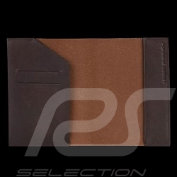 Porsche Design passport holder Urban Courier Dark brown leather Porsche Design 4090002700