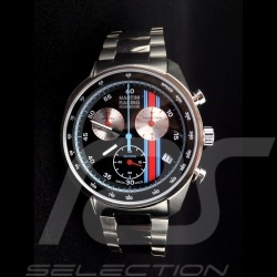 Porsche Watch Sport Chronograph Martini Racing Black / Steel Porsche WAP0700710LMRC