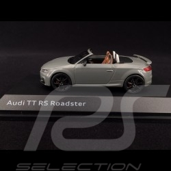 Audi TT RS Roadster 2016 Nardo grey 1/43 iScale 5011610531