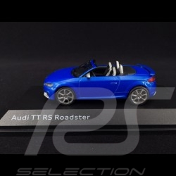 Audi TT RS Roadster 2016 Ara blue 1/43 iScale 5011610532