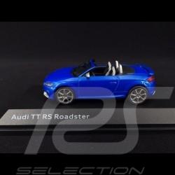 Audi TT RS Roadster 2016 bleu Ara 1/43 iScale 5011610532 Ara blue Arablau
